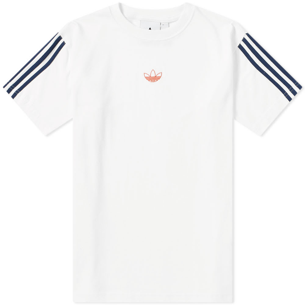 san francisco a6af7 d20f9 Photo  Adidas Floating Trefoil Tee