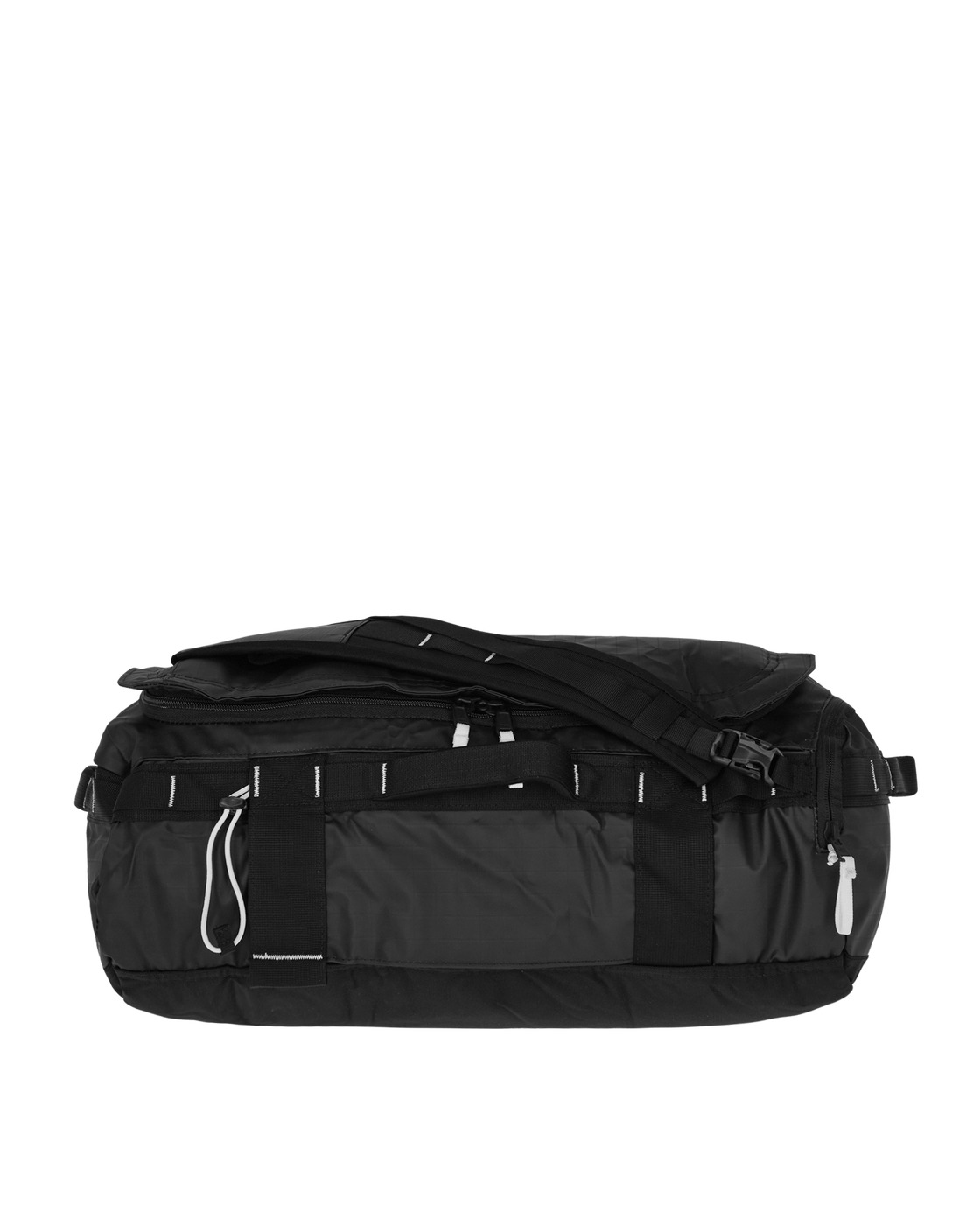 Photo: The North Face Base Camp Voyager 32l Duffel Bag Tnf Black/Tnf White