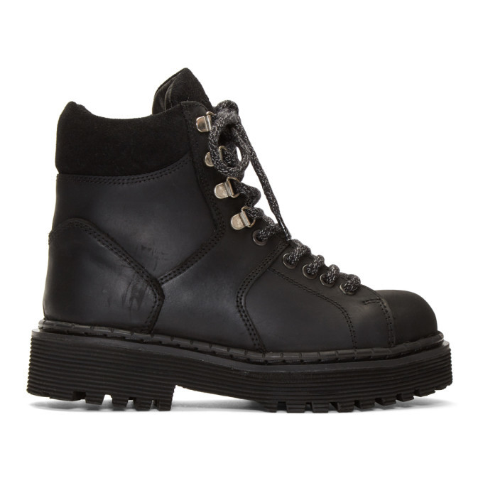 Photo: Won Hundred Black Mila Tracking Boots