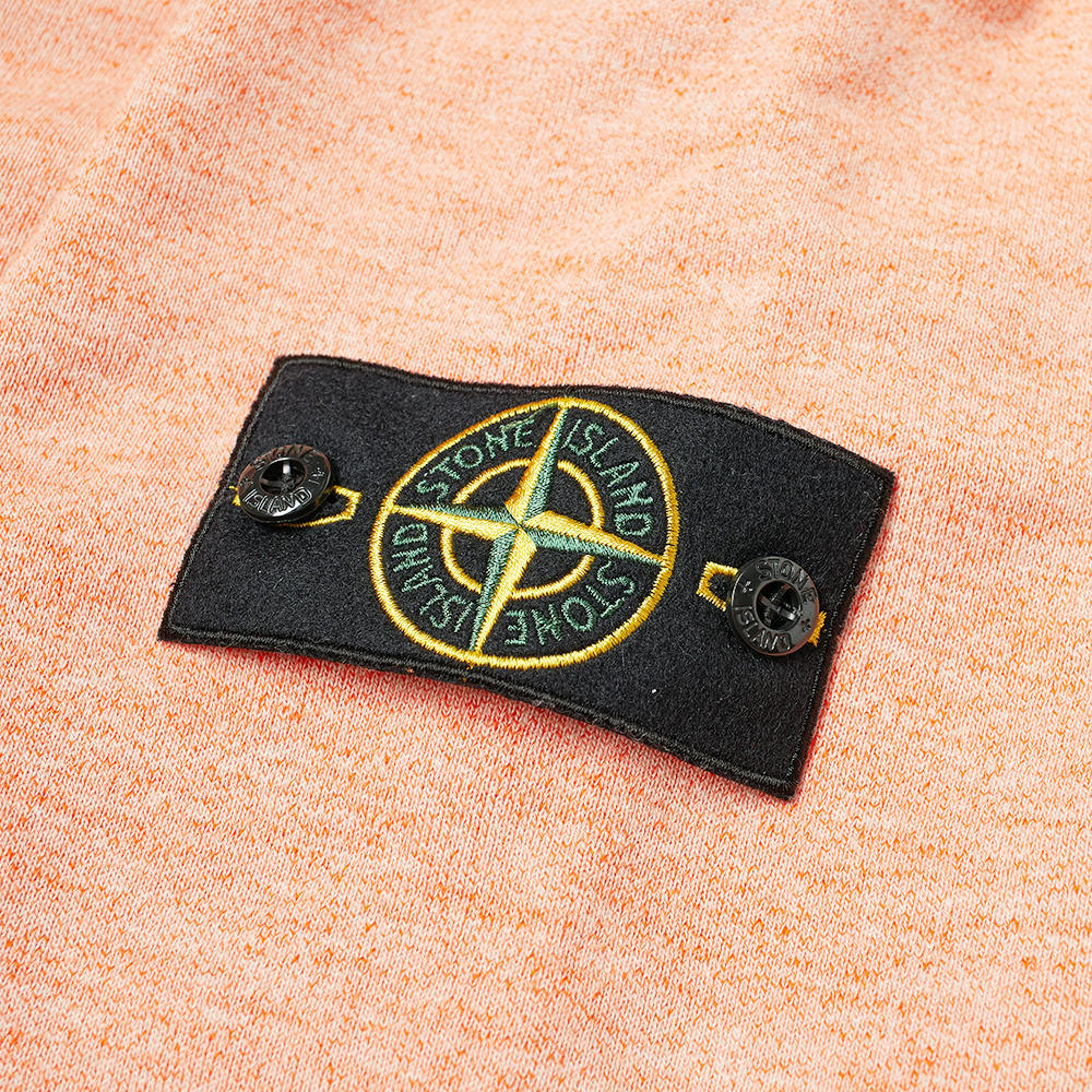 Stone Island Mouline Fleece Crew Sweat