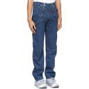 GmbH Indigo Harness Eren Jeans