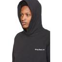 Ksubi Black Hi Flyer Hoodie