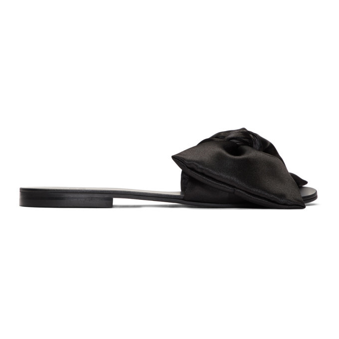 Photo: Le Petit Trou Black Cleo Slides