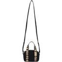Stella McCartney Black ECONYL® Small Boston Bag