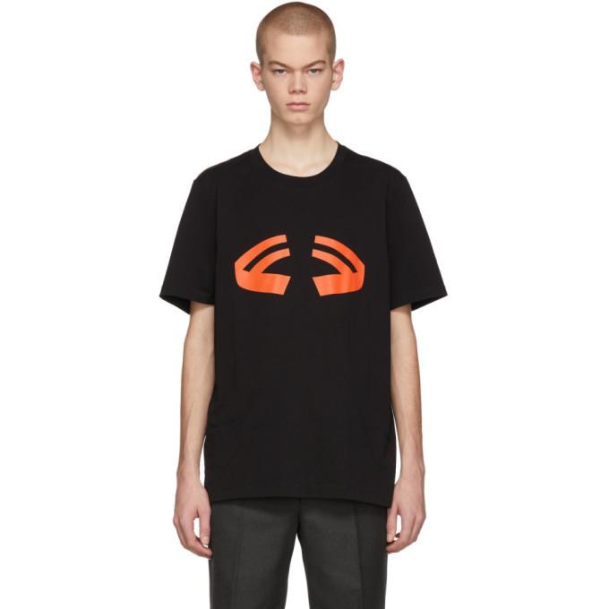 Photo: Helmut Lang Black Halloween T-Shirt