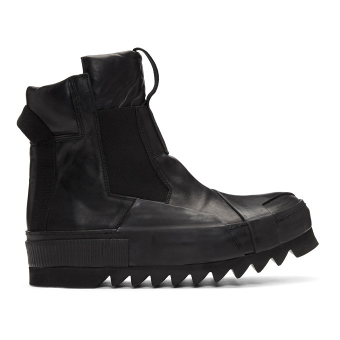 Photo: Boris Bidjan Saberi Black Horse Sneakers