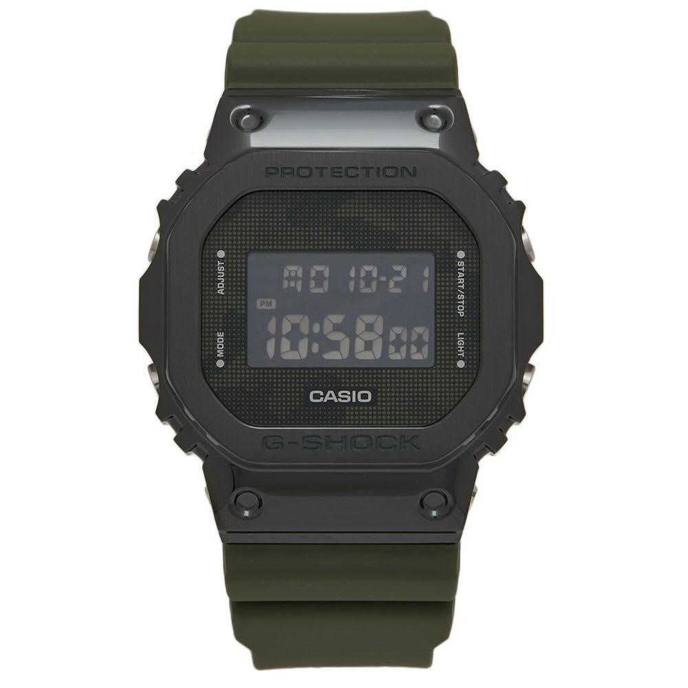Photo: Casio G-Shock GM-5600 Metal Bezel Watch