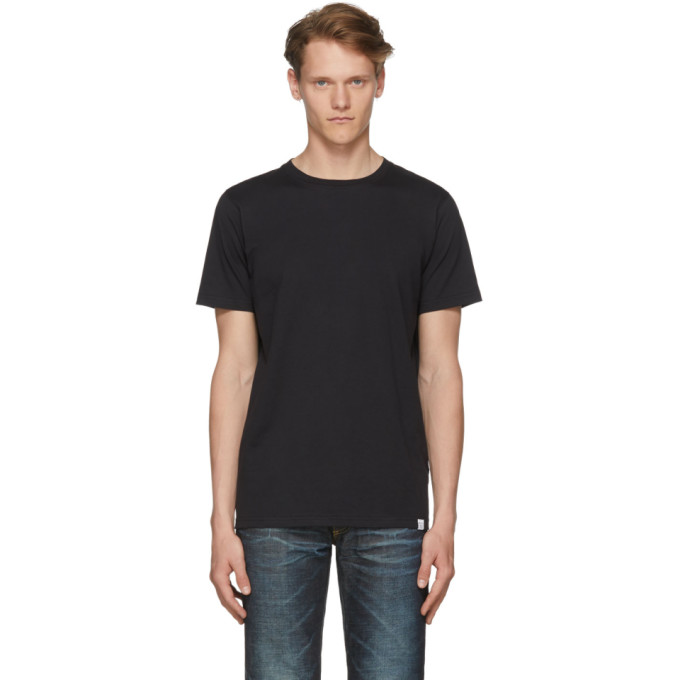 Photo: Norse Projects Black Neils T-Shirt