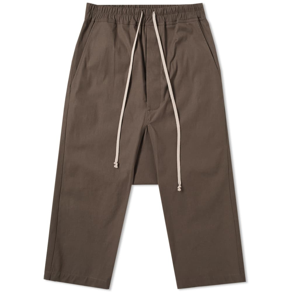 Photo: Rick Owens Drawstring Cropped Pant