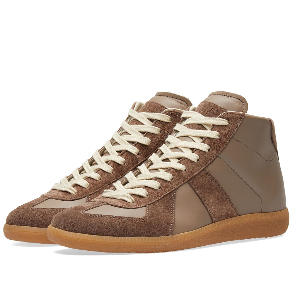 Photo: Maison Margiela 22 Classic Replica High Sneaker