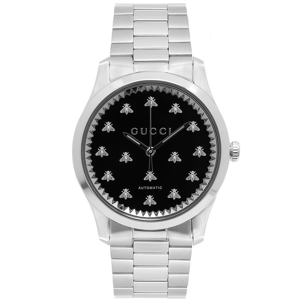 Photo: Gucci G-Timeless Automatic Watch