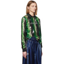 adidas Originals Green Anna Isoniemi Edition Football Jersey Polo