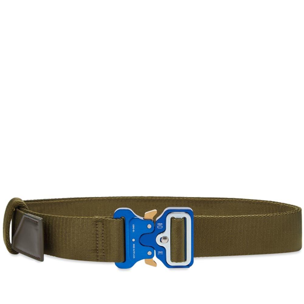 Photo: END. x 1017 Alyx 9SM Blue Buckle Belt