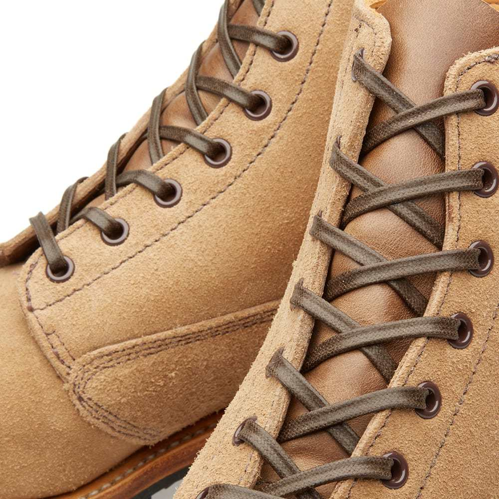 Photo: Viberg Trench Boot Natural Chromexcel Roughout