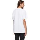Raf Simons White Arrival Big Fit T-Shirt