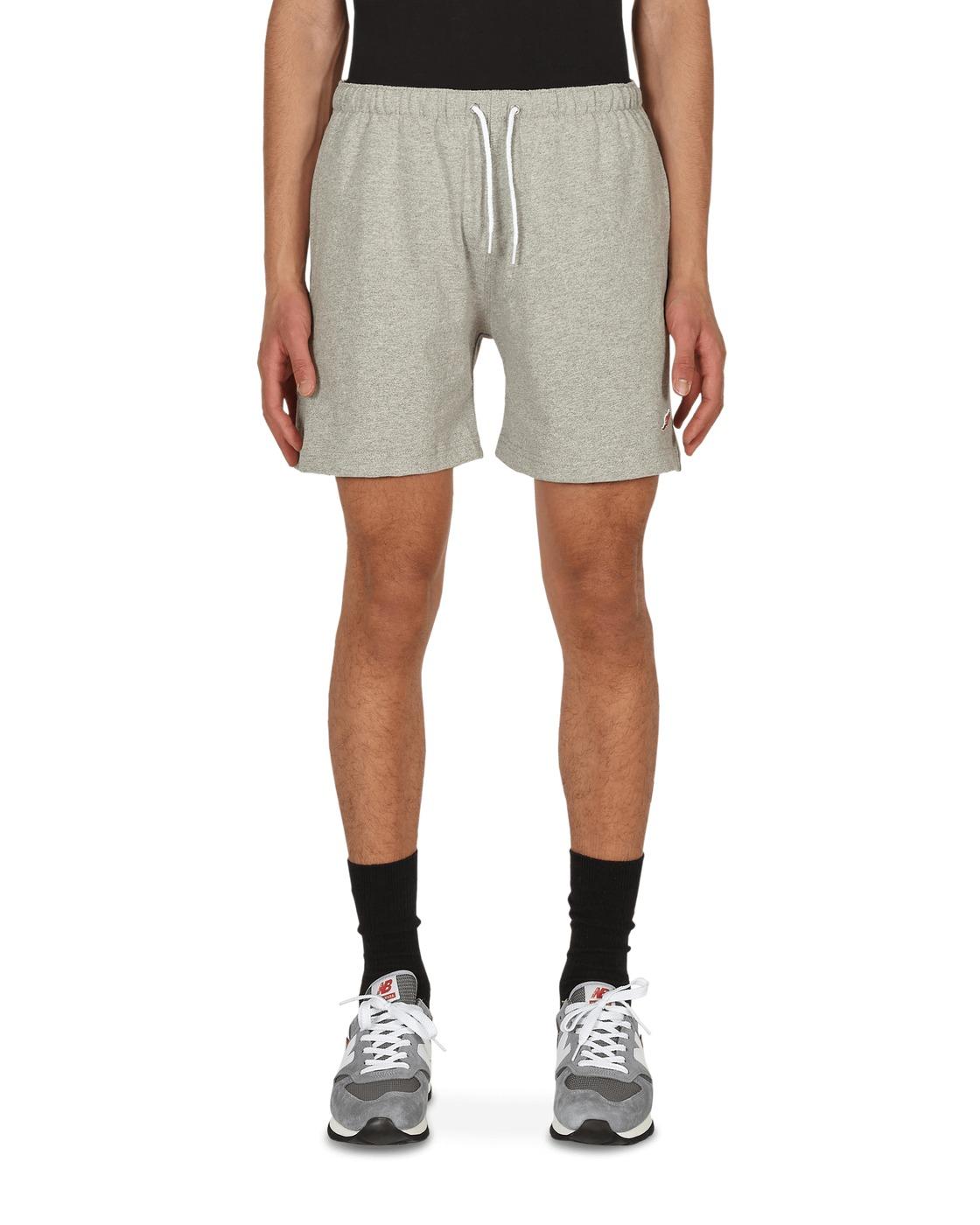 Photo: Noah Rugby Cloth Shorts Ash