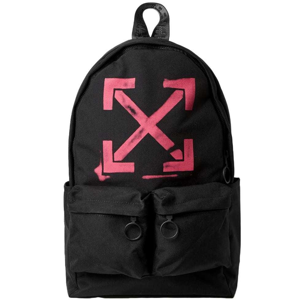 Photo: Off-White Arrows Nylon Backpack