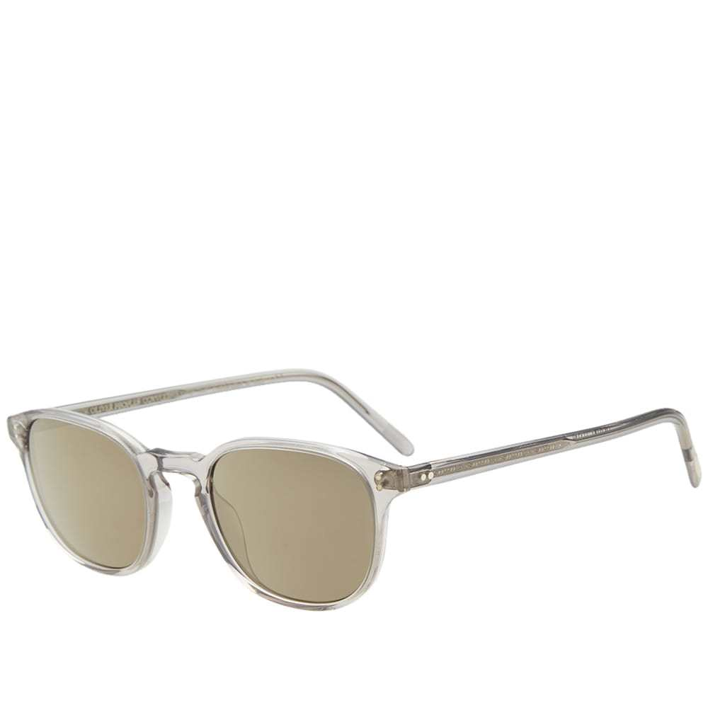 Oliver Peoples Fairmont Sunglasses Grey