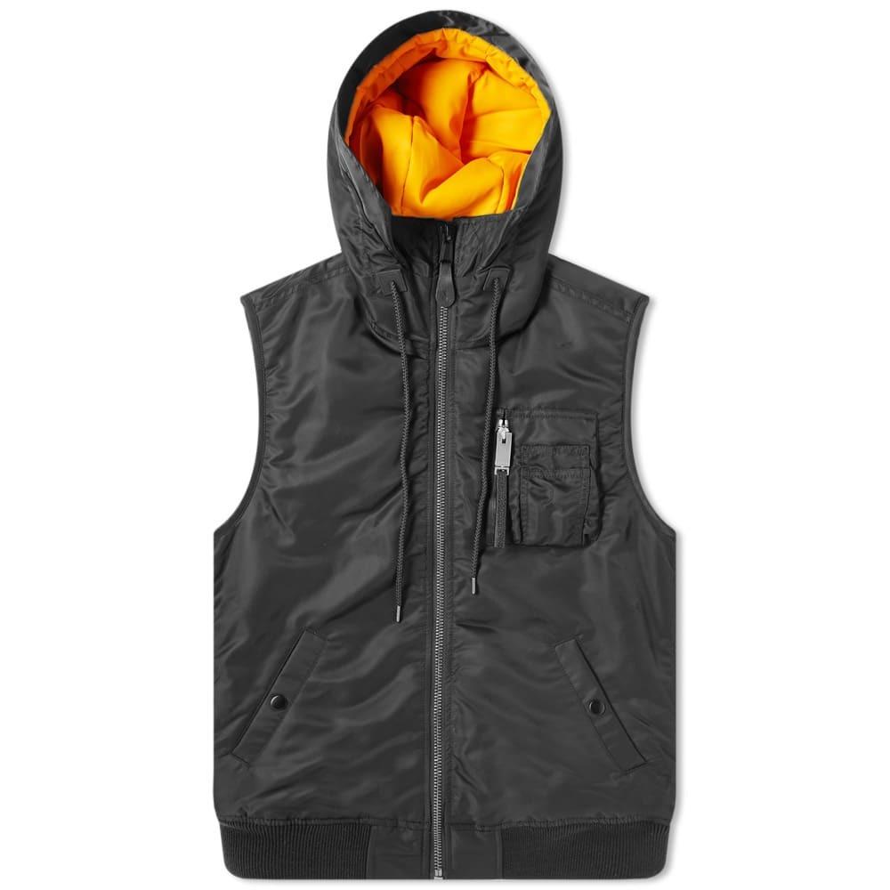 Photo: 1017 ALYX 9SM Hooded MA-1 Vest