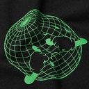 Aries - Printed Cotton-Jersey T-Shirt - Black
