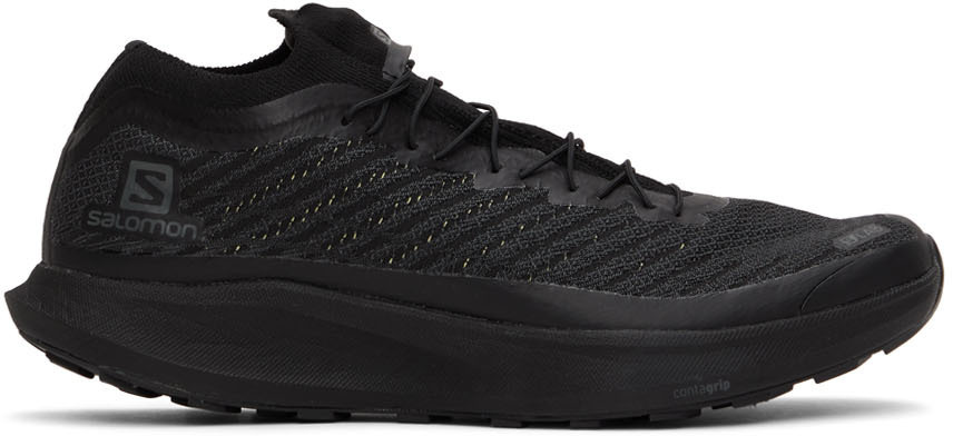 Photo: Salomon Black Limited Edition Pulsar Sneakers