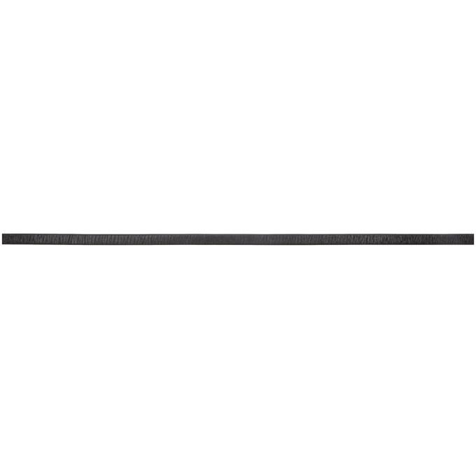 Valentino Black Valentino Garavani VLogo Belt