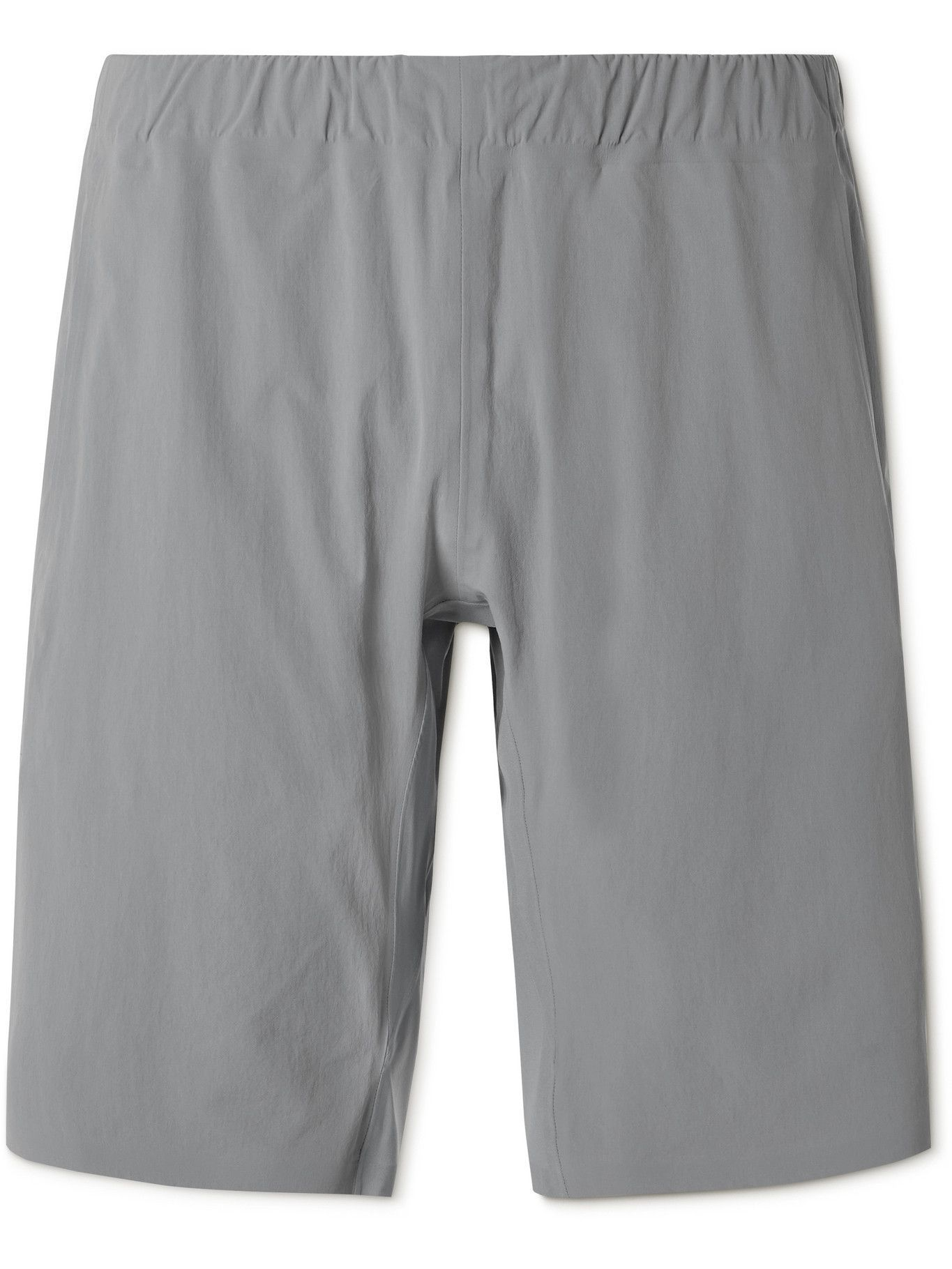 Photo: Veilance - Secant Comp Stretch-Shell Shorts - Gray