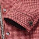 Sacai - Suede and Velvet-Trimmed Wool-Blend Tweed Jacket - Pink