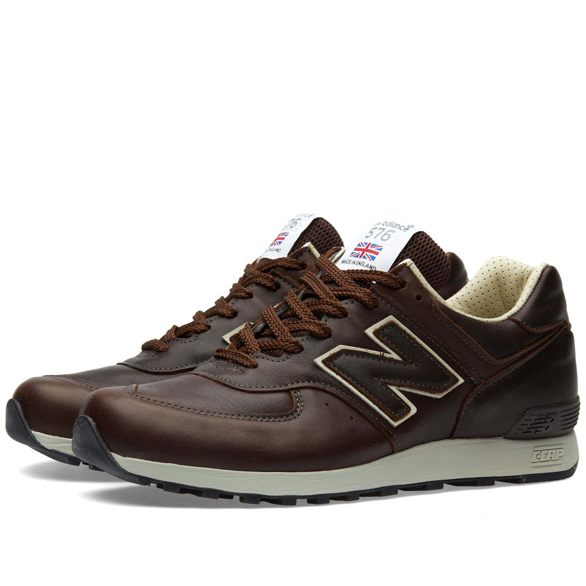 Photo: New Balance M576CBB - Made in England Brown