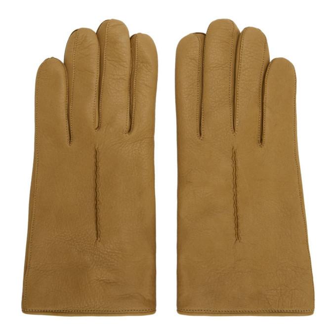 Photo: Lemaire Tan Deerskin Gloves