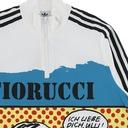 Adidas Originals Fiorucci Graphic Longsleeve T Shirt White