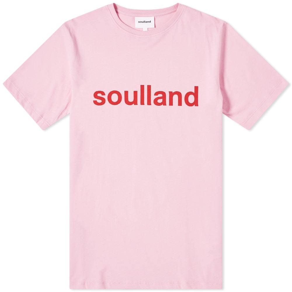 Photo: Soulland Logic Logo Tee