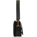 Sacai Black Hybrid Satchel Shoulder Bag