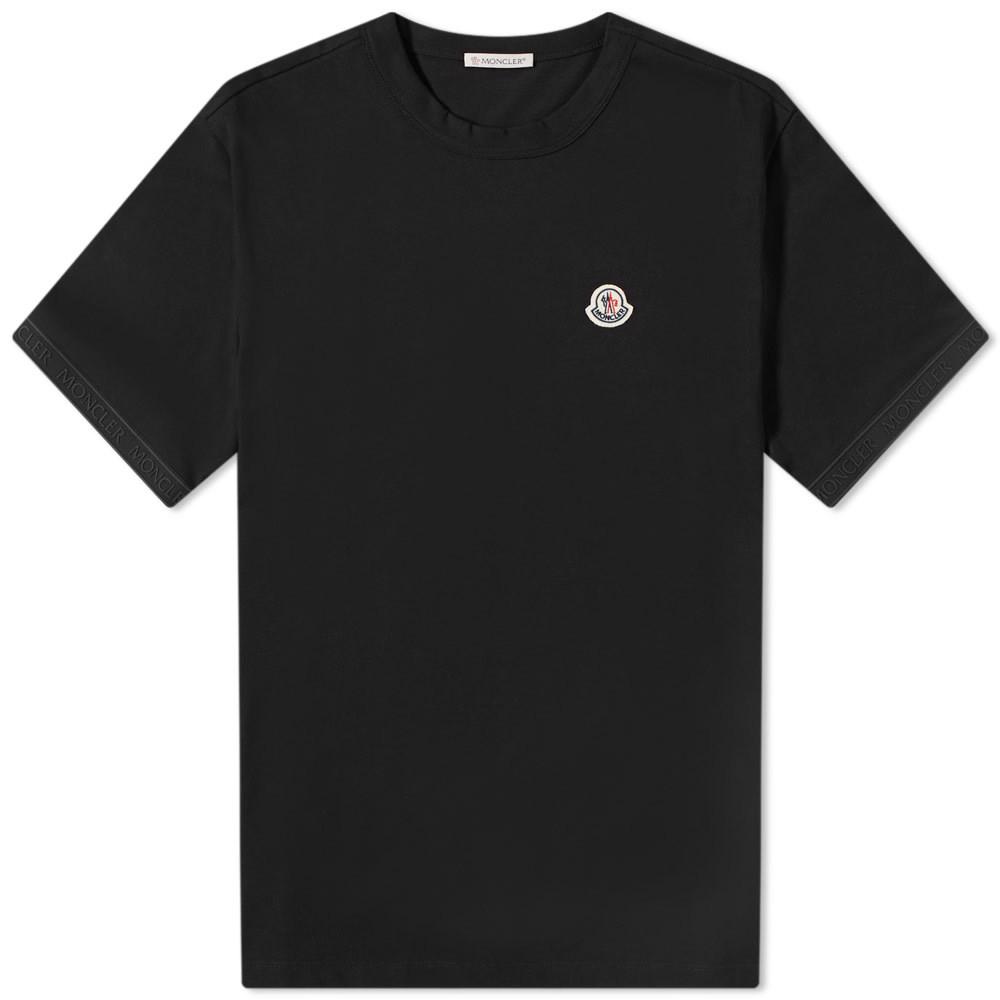 Moncler Sleeve Taping Logo Tee