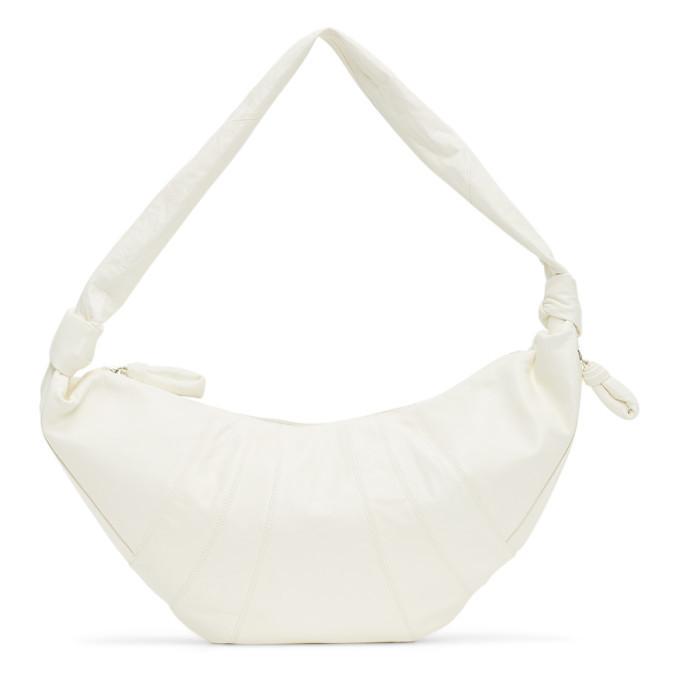 Photo: Lemaire White Large Bum Bag