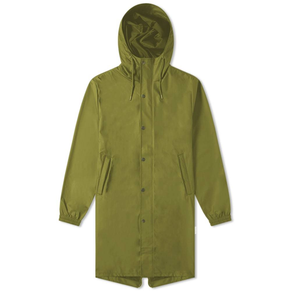 Photo: Rains Fishtail Parka Jacket