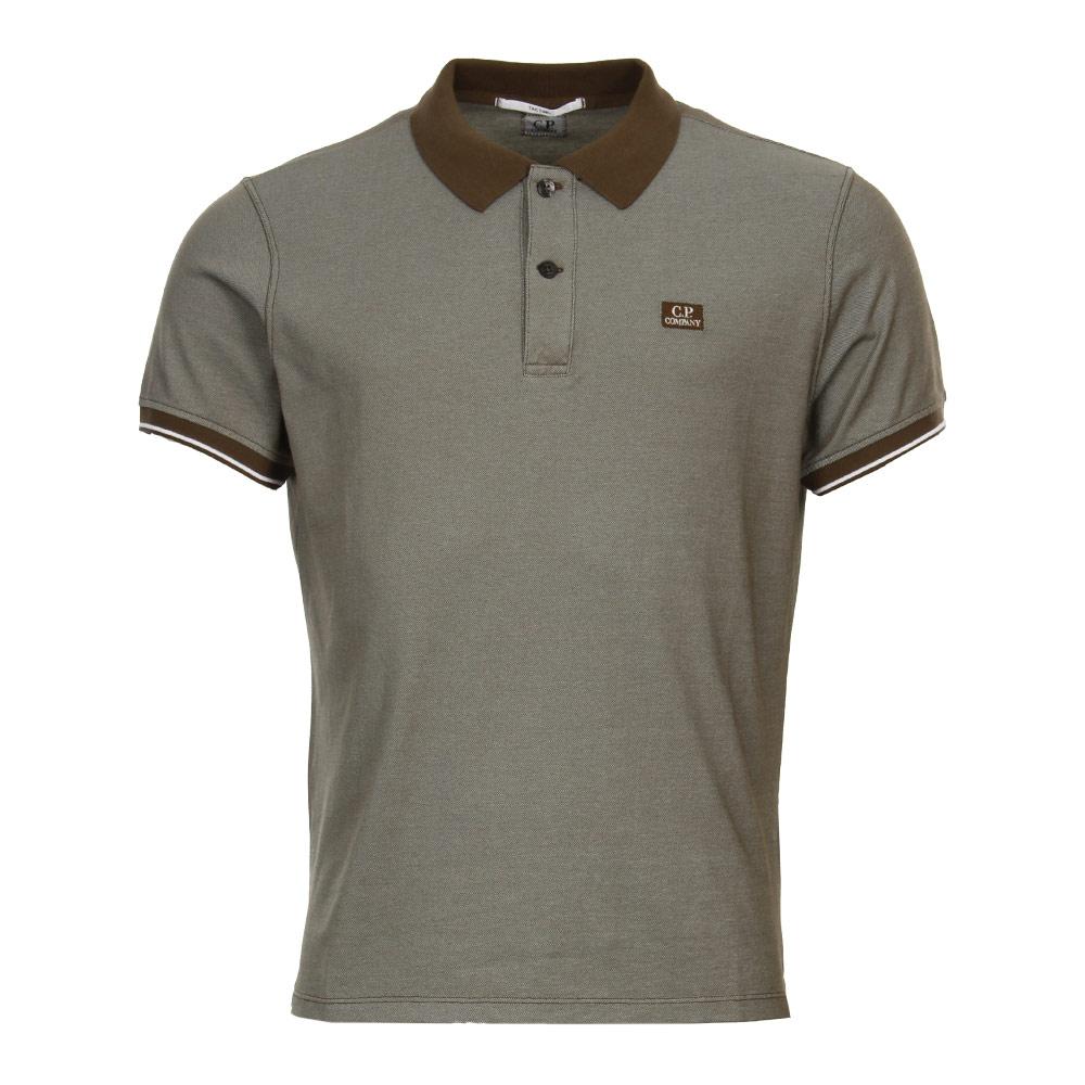 Polo Shirt - Dark Olive