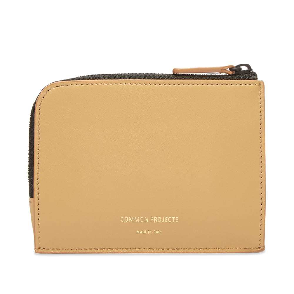 Photo: Common Projects Zipper Wallet