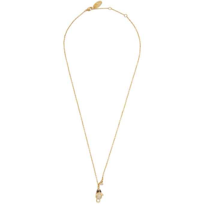 Photo: Vivienne Westwood Gold Rat Necklace