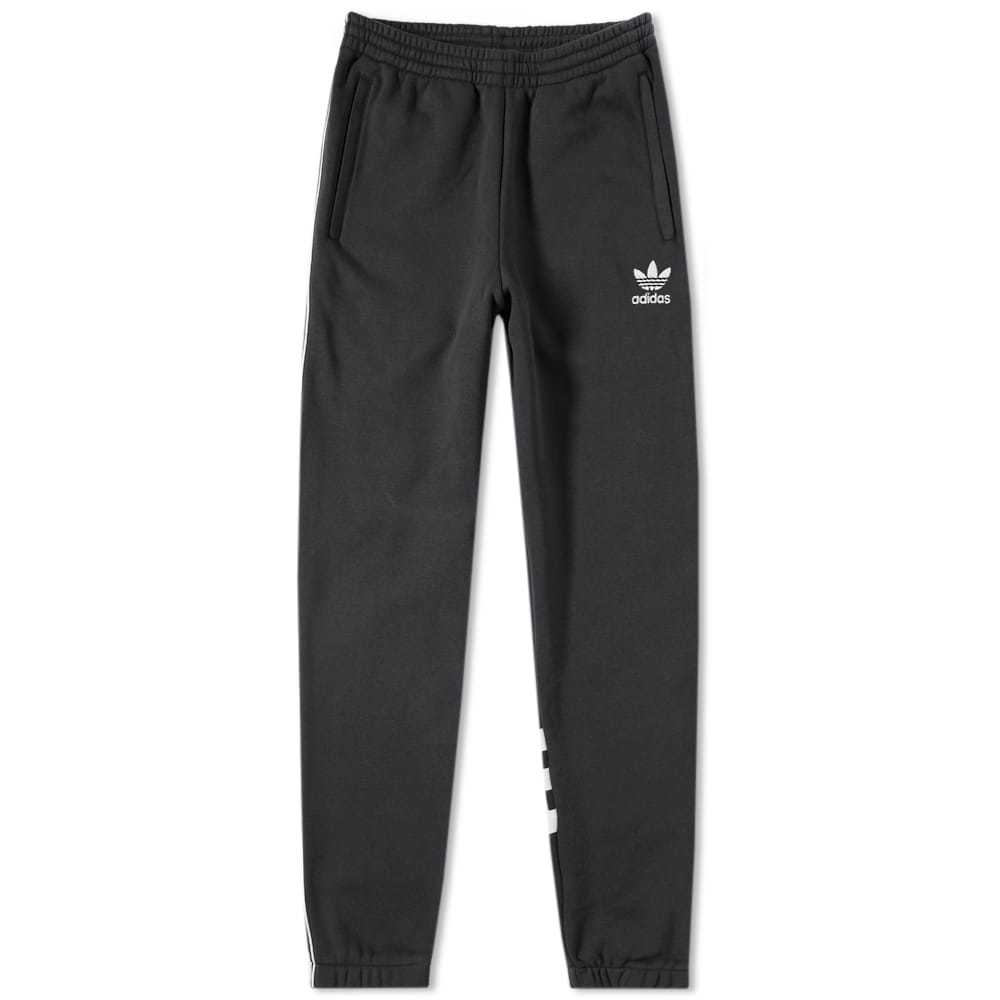 Adidas Authentic Sweat Track Pant Black