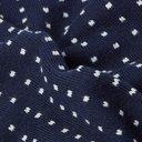 Sunspel - Birdseye Cotton-Blend Socks - Blue