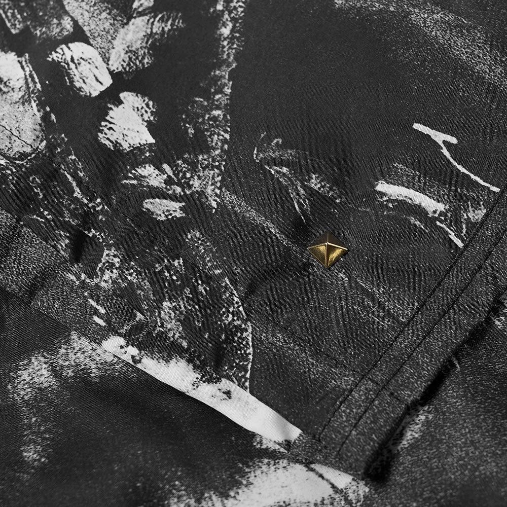 Valentino x Roger Dean Tonal Floating Island Swim Short