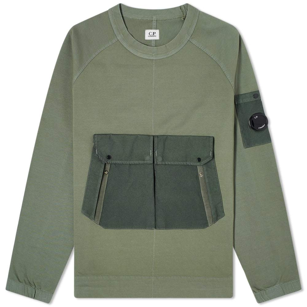 Photo: C.P. Company Front Pocket Lens Sweat