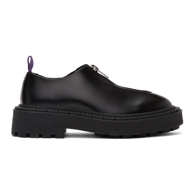 Photo: Eytys Black Alexis Loafers