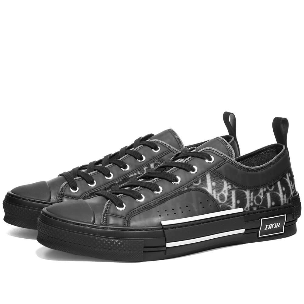 Photo: Dior B23 Classic Logo Low Sneaker