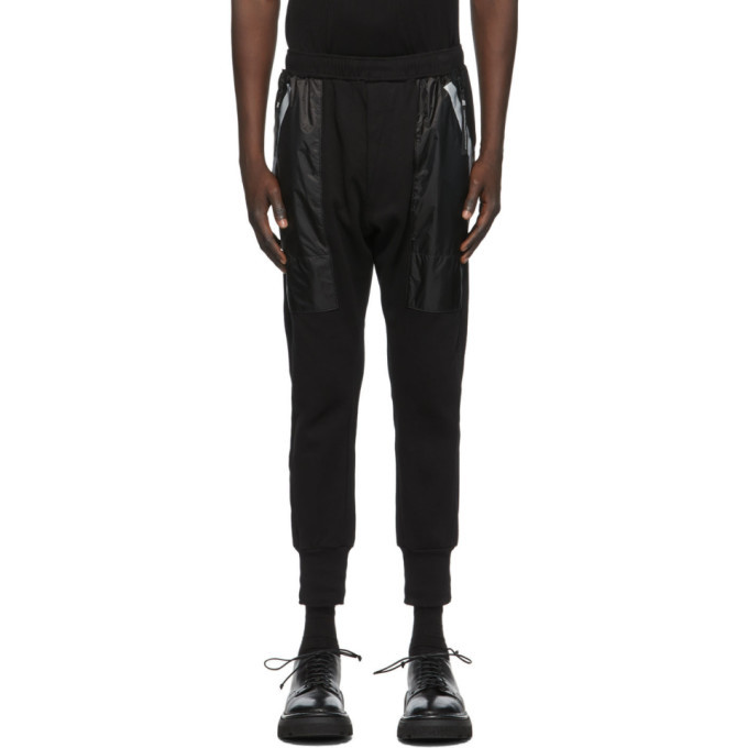 Photo: Julius Black NILoS Zip Pocket Lounge Pants