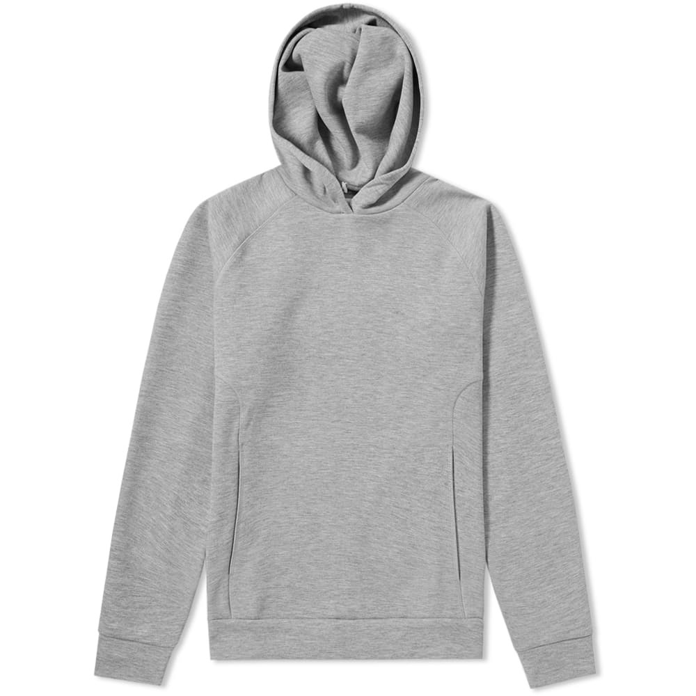 Photo: Norse Projects Ketel Sport Hoody Grey