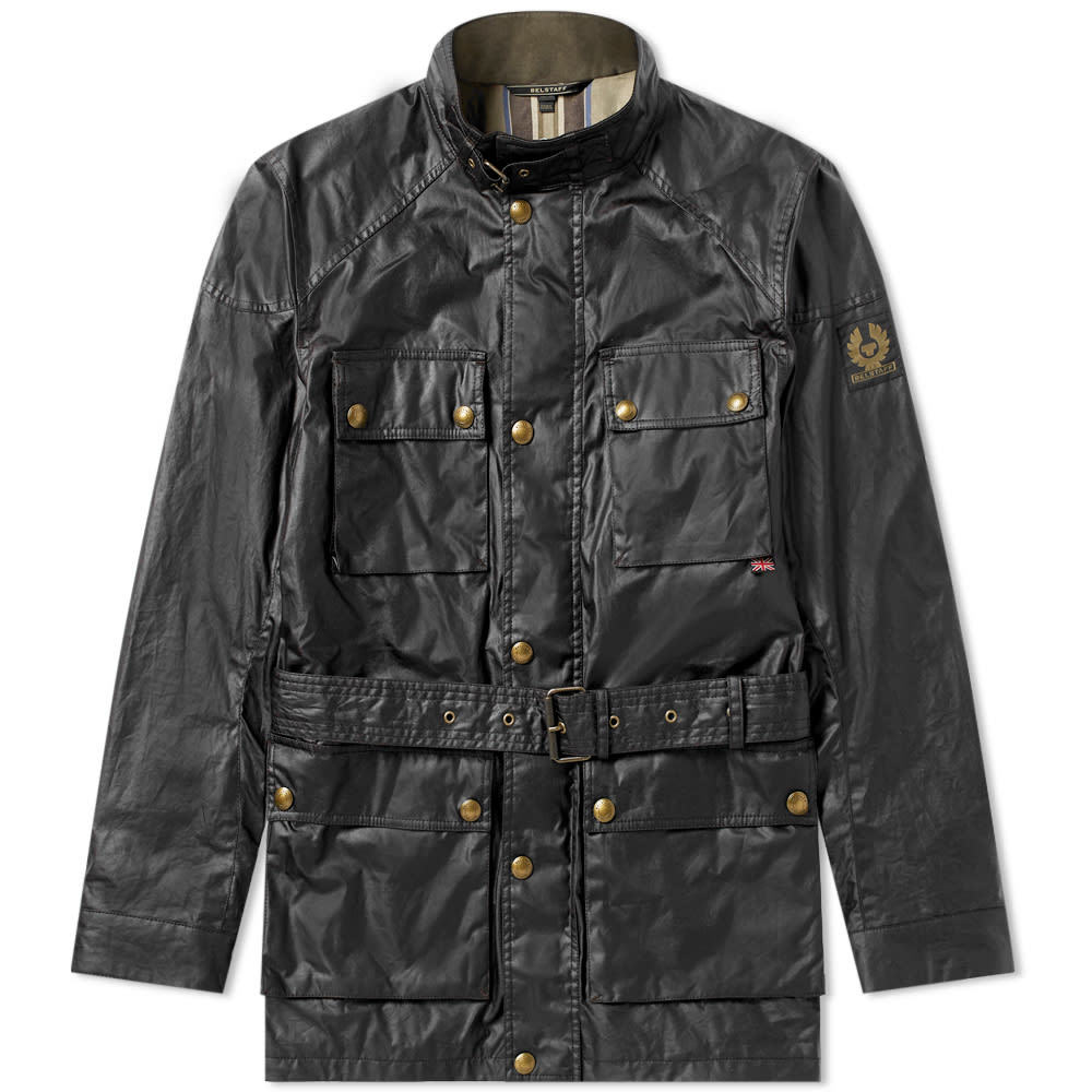 Photo: Belstaff Trialmaster Jacket