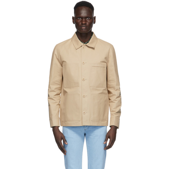 Photo: A.P.C. Beige Andre Jacket