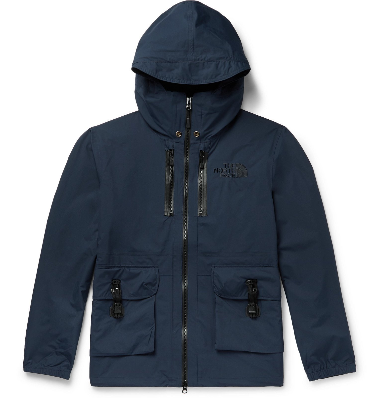 Photo: The North Face - Black Series DryVent Hooded Jacket - Blue